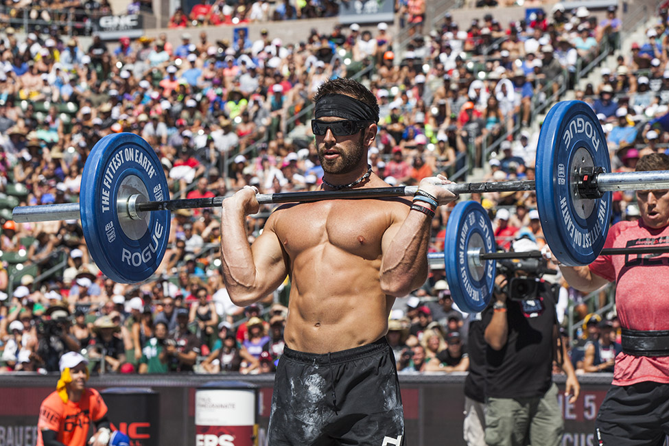 What Drives 3x Crossfit Games Champ Rich Froning
